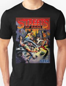 streets of rage 90s Unisex T-Shirt
