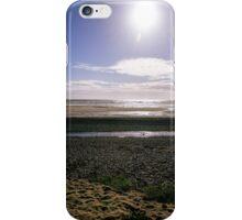 Sea - A View  iPhone Case/Skin