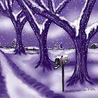 """""""Winter Whisper"""" by Steve Farr"""