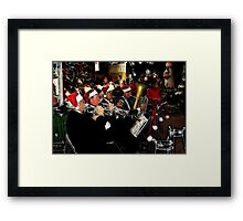 The Players Framed Print