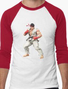 Ryu Smash 4 Men's Baseball ¾ T-Shirt