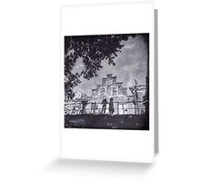 Delft a city of history  Greeting Card