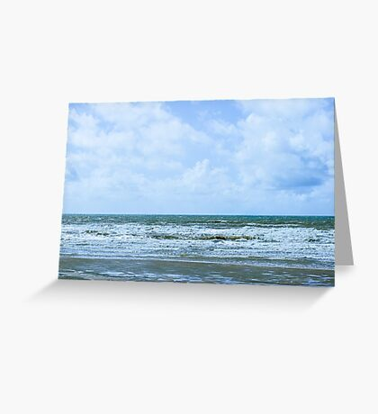Northwest Coast - A View  Greeting Card
