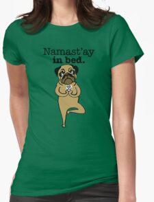 yoga pug T-Shirt