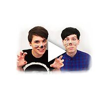 Dan & Phil | YouTube Play Button by idk last name