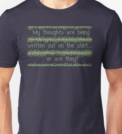 EarthBound -- Lumine Shirt (sections) Unisex T-Shirt