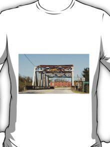 Old Swing Bridge T-Shirt
