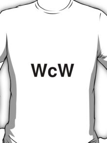 WcW T-Shirt