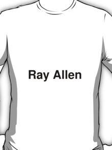Ray Allen T-Shirt
