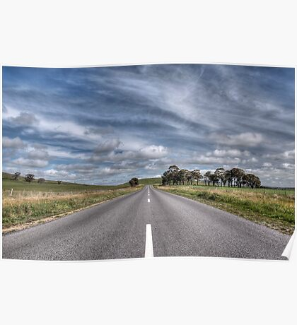 The Lonely Road Poster