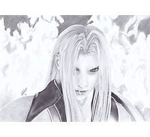 Final Fantasy - Sephiroth Photographic Print