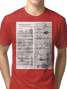 Faerie's Aire and Death Waltz Tri-blend T-Shirt