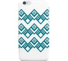Abstract Print  iPhone Case/Skin
