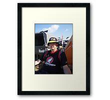 Chris Bathurst Framed Print