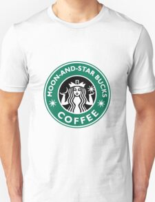 Moon-and-star bucks T-Shirt