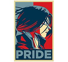 Pride! Trunks Photographic Print