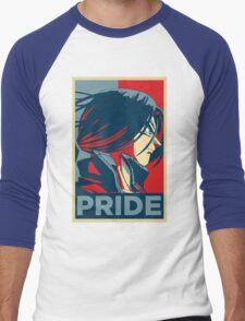 Pride! Trunks Men's Baseball ¾ T-Shirt