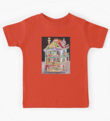 Magical Doll House Kids Tee