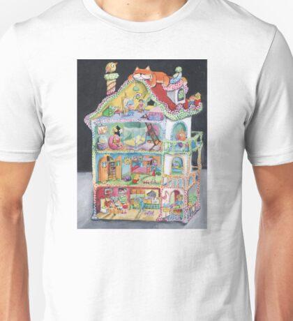Magical Doll House Unisex T-Shirt