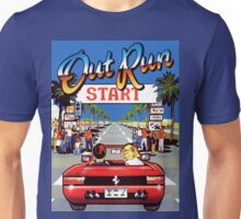 outrun 90s Unisex T-Shirt
