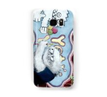 Yeti and his Logo Samsung Galaxy Case/Skin