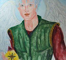 Angel of Christmas by Rowan  Lewgalon