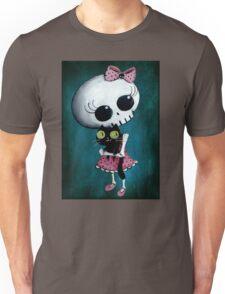 Little miss Death Unisex T-Shirt