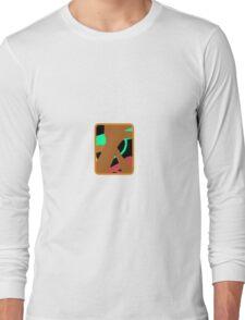 Clinging  Long Sleeve T-Shirt