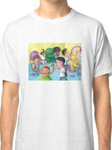 Hair Beauty Saloon Classic T-Shirt