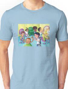 Hair Beauty Saloon Unisex T-Shirt