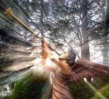 Trumpeting Angel by Gene Walls
