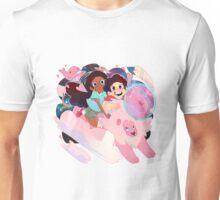 Steven, Connie, and Lion ! Unisex T-Shirt
