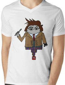 The Tenth Doctor Mens V-Neck T-Shirt