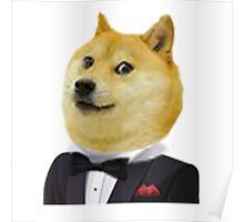 Sir Doge Poster
