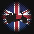 Lambretta Union Jack by giancio