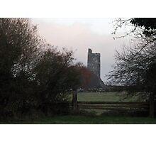 Kilcrea Castle - Co. Cork Photographic Print
