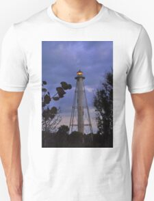 Gasparilla Lighthouse After Sunset Unisex T-Shirt
