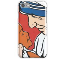 Mother Teresa and Child iPhone Case/Skin