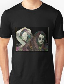 Hot and Cold Unisex T-Shirt
