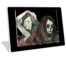 Hot and Cold Laptop Skin