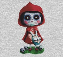 Dead Red Riding Hood One Piece - Long Sleeve