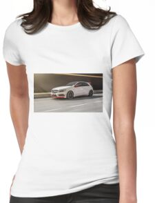 Mercedes A Class AMG Womens Fitted T-Shirt