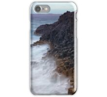 Mist on the Rocks iPhone Case/Skin