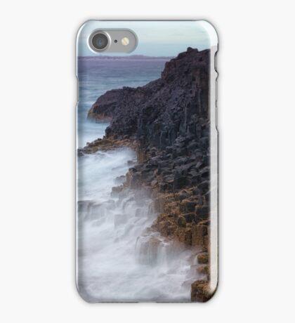 Mist on the Rocks iPhone Case/Skin
