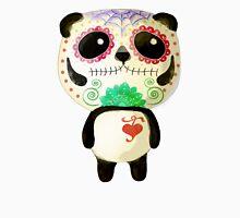 El Dia de Los Muertos Panda Unisex T-Shirt