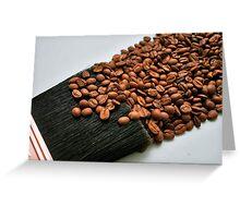 Alfrescoffee Greeting Card