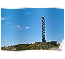 Lighthouse Bunbury Poster