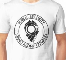 Public Security Section 9 Unisex T-Shirt