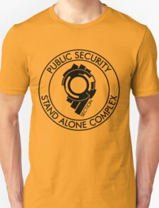 Public Security Section 9 T-Shirt