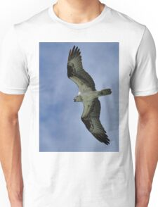 Osprey in Flight Unisex T-Shirt